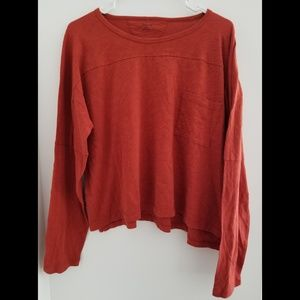 Madewell ] Effortless Pocket Tee